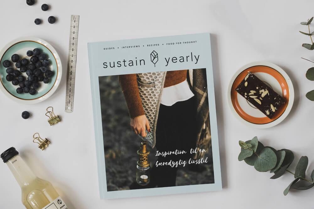 Sustain Yearly – gør det let og lækkert at levebæredygtigt